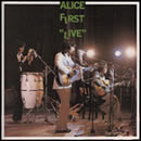 "ALICE FIRST ""LIVE"""