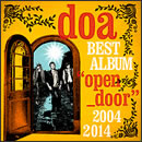"doa BEST ALBUM""open_door""2004-2014"
