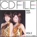 ピンク・レディー CDファイル Vol.2